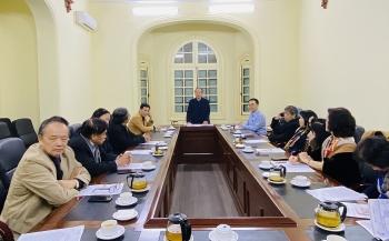 Xúc tiến thúc đẩy việc thành lập Hội hữu nghị Armenia - Việt Nam trong năm 2021