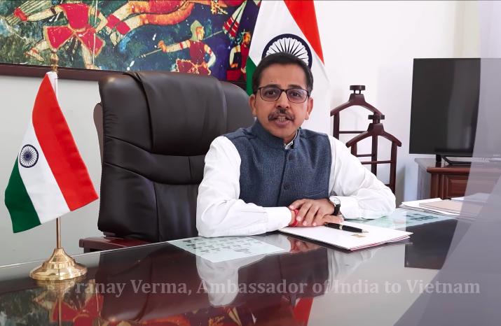 Đại sứ quán Ấn Độ tại Việt Nam gửi lời chúc Tết Tân Sửu độc đáo