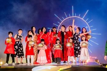Mãn nhãn với các hoạt động nghệ thuật Tết Nguyên Đán của Sunshine Group