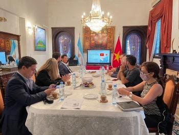 Báo chí Argentina muốn góp phần thúc đẩy hơn nữa quan hệ hợp tác toàn diện với Việt Nam