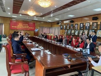 Liên hiệp các tổ chức hữu nghị Việt Nam giới thiệu người ứng cử đại biểu Quốc hội khóa XV