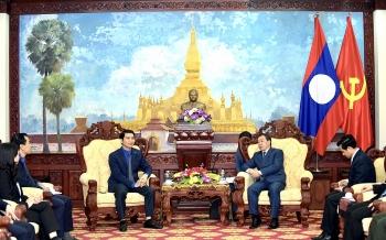 Năm 2021: Nhiều chương trình giao lưu thanh niên, sinh viên Lào – Việt