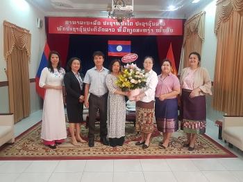 Nhiều chương trình giao lưu văn hóa, giáo dục Việt-Lào sẽ được thực hiện tại các tỉnh phía Nam trong năm 2021