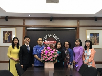 Văn phòng phía Nam VUFO, Tổng LSQ Vương quốc Thái Lan đẩy mạnh hợp tác trong năm 2021