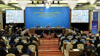 Bộ trưởng Ngoại giao Bùi Thanh Sơn: Hòa bình chỉ bền vững khi những hậu quả của chiến tranh, bom mìn được giải quyết