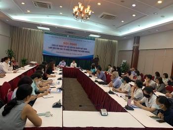 Tăng cường kết nối, nâng cao hiệu quả vận động viện trợ PCPNN trong lĩnh vực đối ngoại nhân dân