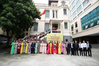 Những điểm mới trong Điều lệ Khoá VI của Liên hiệp các tổ chức hữu nghị Việt Nam