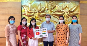 Hội hữu nghị Việt Nam - Ấn Độ kêu gọi ủng hộ nhân dân Ấn độ chống dịch COVID-19