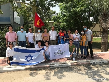 Người Việt tại Israel phát huy đoàn kết, bản lĩnh kiên cường giữa 'chảo lửa' Trung Đông