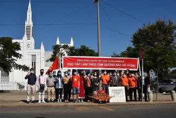 Cộng đồng người Việt tại Mozambique kỷ niệm 131 năm ngày sinh Chủ tịch Hồ Chí Minh
