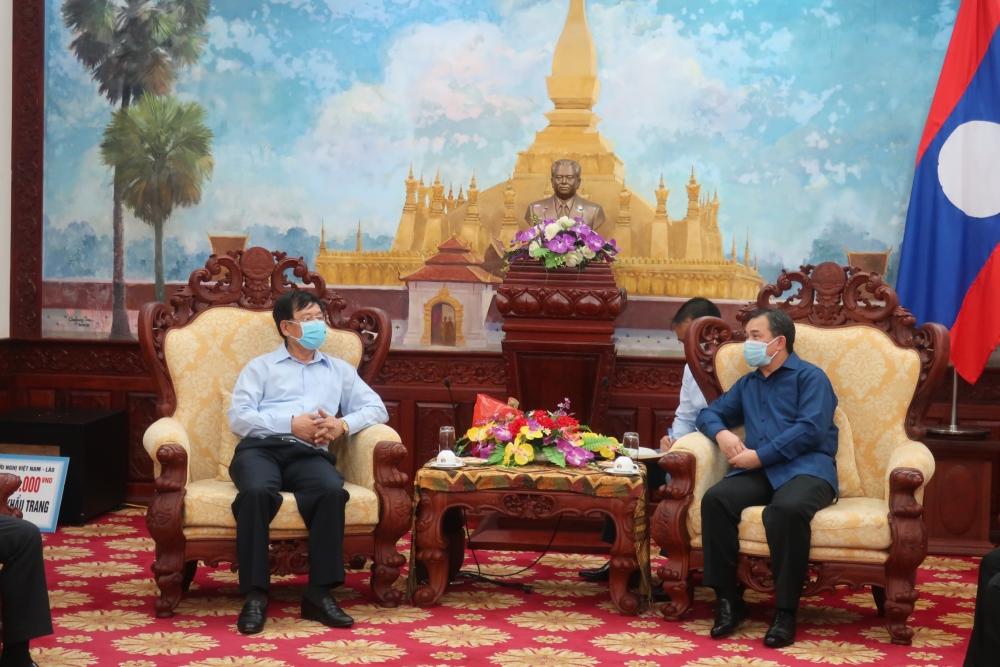 Đại sứ Lào tại Việt Nam: