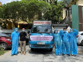 Tạp chí Thời Đại cùng các nhà hảo tâm tặng nhu yếu phẩm hỗ trợ Bắc Giang chống dịch