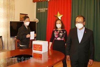 Người Việt tại Cộng hòa Czech phát động quyên góp ủng hộ quê hương phòng chống dịch COVID-19