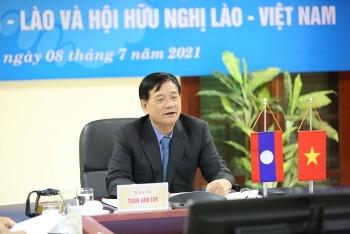 Hội Hữu nghị hai nước Việt - Lào sẽ triển khai nhiều hoạt động thiết thực, ý nghĩa trong năm 2022