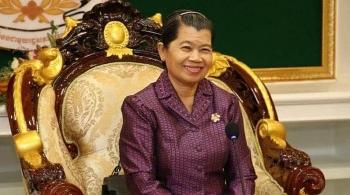 Hội Hữu nghị Campuchia - Việt Nam tặng 50.000 USD giúp Việt Nam chống dịch COVID-19