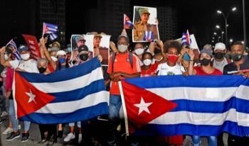 VUFO và Hội Hữu nghị Việt Nam – Cuba gửi thông điệp đoàn kết với nhân dân Cuba