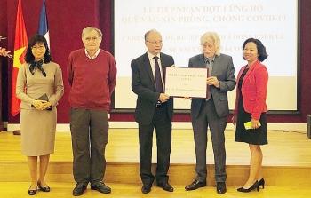Quỹ Vắc xin phòng, chống COVID-19 của Việt Nam: Minh chứng sinh động về tinh thần đoàn kết