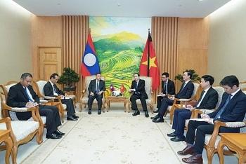 Hội nghị quốc tế xây dựng đường biên giới Việt Nam-Lào sẽ được tổ chức vào năm 2021