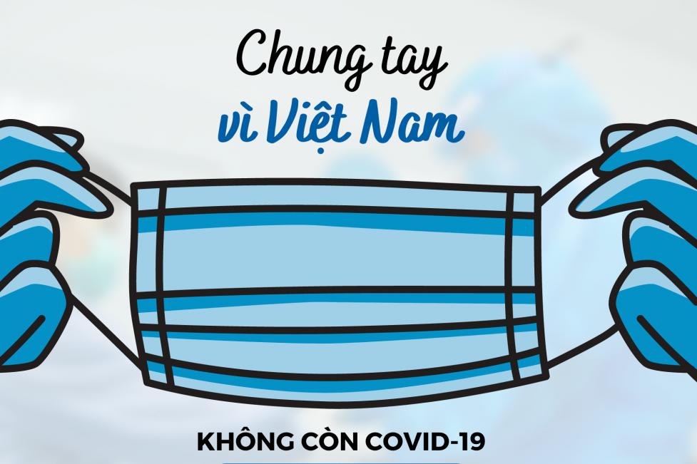 Người Việt tại Mỹ gây quỹ Chung tay vì Việt Nam - Không còn Covid-19