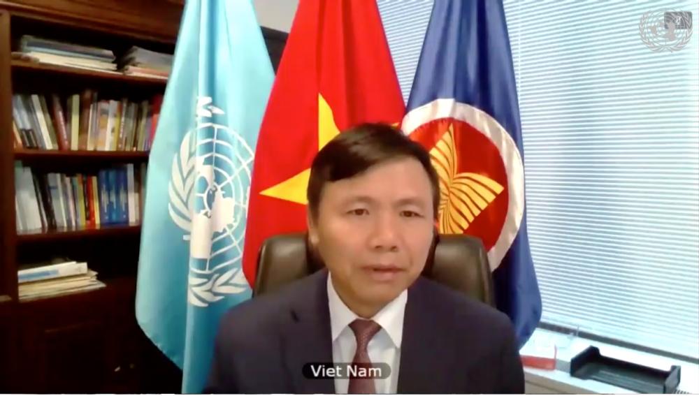 Việt Nam kêu gọi Uỷ ban Hiến pháp Syria khởi động đàm phán với tinh thần thiện chí
