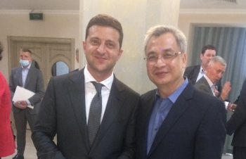 Việt Nam là cầu nối tích cực thúc đẩy quan hệ Ukraine-ASEAN