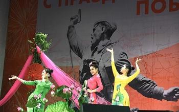 """Tiếng hát Việt ghi dấu ấn tại Liên hoan """"Tình bạn không biên giới"""""""