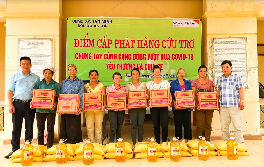 World Vision Việt Nam: hỗ trợ khoảng 1,7 triệu người vượt qua khó khăn sau đại dịch COVID-19