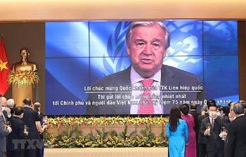 Bạn bè quốc tế đánh giá cao vai trò của Việt Nam trong các hoạt động hữu nghị, hợp tác quốc tế