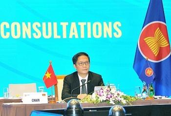 ASEAN - Hàn Quốc tiếp tục thúc đẩy tự do hóa thương mại