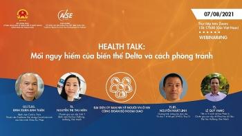 Các chuyên gia y tế gốc Việt chia sẻ về mối nguy hiểm của biến thể Delta và cách phòng tránh