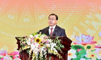 Đại sứ quán Lào tại Việt Nam chúc mừng 76 năm Quốc khánh Việt Nam