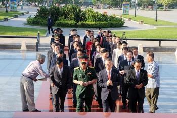 Cộng đồng người Việt tại Campuchia tổ chức nhiều hoạt động thiết thực kỷ niệm 75 năm Quốc khánh 2/9