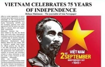 Thành tựu của Việt Nam gây ấn tượng với báo chí Trung Đông và Châu Phi