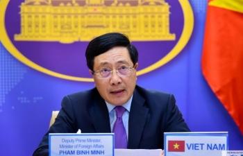 """Việt Nam tham dự Hội nghị Bộ trưởng Ngoại giao G20 về chủ đề """"Tăng cường hợp tác qua biên giới"""""""