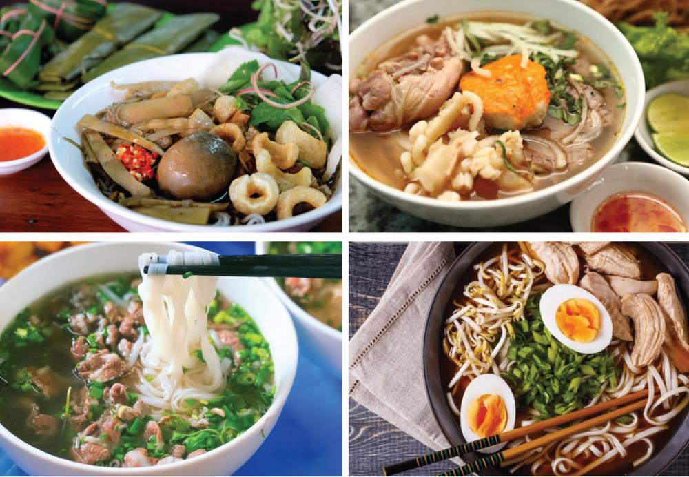 Tổ chức Kỷ lục Thế giới xác lập 5 danh hiệu cho ẩm thực Việt Nam