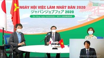 """282 sinh viên Đà Nẵng được tiếp nhận làm việc tại """"Ngày hội việc làm Nhật Bản 2020"""""""