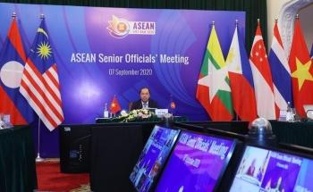 Việt Nam chủ trì Hội nghị Bộ trưởng Ngoại giao ASEAN lần thứ 53