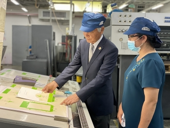 """Doanh nhân Yamamoto Kazuhito: """"Chúng tôi sẵn lòng giới thiệu với nhà đầu tư Nhật Bản về Bình Dương"""""""