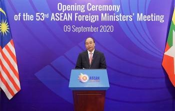 Thủ tướng Nguyễn Xuân Phúc: Gắn kết và chủ động thích ứng đã trở thành thương hiệu của ASEAN