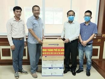 Đà Nẵng gửi vật tư y tế hỗ trợ người gốc Việt tại Campuchia