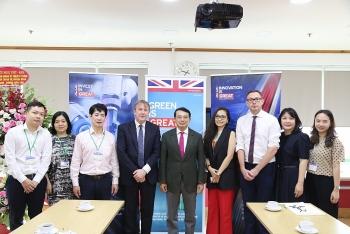 Hội Hữu nghị Việt - Anh phối hợp ĐSQ Anh triển khai các hoạt động tăng cường tình hữu nghị hai nước