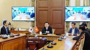 TP.HCM và Busan trao đổi kinh nghiệm chống dịch COVID-19 và hợp tác phục hồi kinh tế