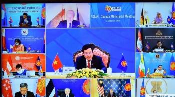 AMM 53: Hàn Quốc, Canada đánh giá cao Việt Nam trong vai trò Chủ tịch ASEAN