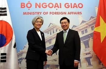 Ngoại trưởng Hàn Quốc dự kiến thăm Việt Nam thúc đẩy hợp tác song phương