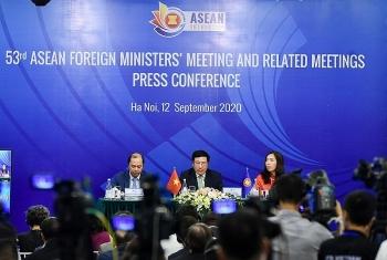 AMM 53: Phát huy vai trò trung tâm của ASEAN trong hợp tác quốc tế, duy trì hòa bình, ổn định