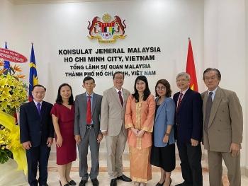 Lãnh đạo HUFO chúc mừng 63 năm ngày Quốc Khánh Malaysia
