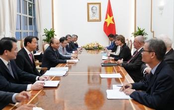 Thủ tướng tiếp Đại sứ Hà Lan, Bỉ và các nhà đầu tư châu Âu muốn đầu tư dự án logistics cảng biển tại Việt Nam