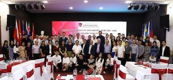 Xúc tiến thành lập chi hội Hữu nghị Việt - Anh tại ĐH Kinh tế - Đại học Quốc gia Hà Nội