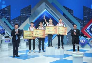 Đường lên đỉnh Olympia: THACO đồng hành thêm 5 năm & tăng giá trị giải thưởng