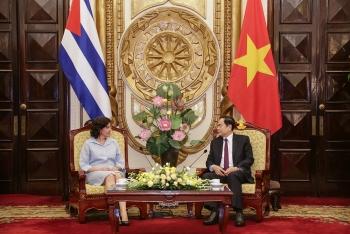 Vun đắp quan hệ hữu nghị truyền thống đặc biệt Việt Nam - Cuba
